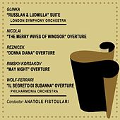 Glinka-Russian And Ludmilla Suite by London Symphony Orchestra