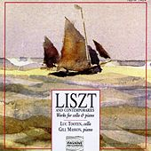 Liszt & Contemporaries: Works for Cello & Piano by Luc Tooten