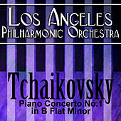Tchaikovsky Piano Concerto No. 1 In B-Flat Minor by Los Angeles Philharmonic Orchestra