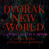Dvorak Symphony No 5 In E Minor Op 95 by Philharmonia Orchestra