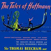 The Tales Of Hoffmann by Sir Thomas Beecham