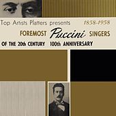 Foremost Puccini Singers by Various Artists