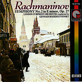 Rachmaninov: Symphony No. 2 in E-Minor, Op. 27 by London Symphony Orchestra