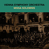 Missa Solemnis by Vienna Symphony Orchestra