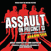 Assault On Precinct 13 / Dark Star - Music From The John Carpenter Motion Pictures by Various Artists