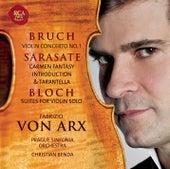 Bruch: Violin Concerto No. 1 / De Sarasate: Carmen Fantasy by Fabrizio von Arx