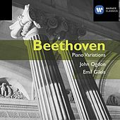 Piano Variations by Ludwig van Beethoven