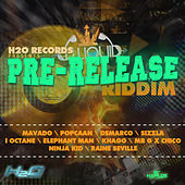 Pre-Release Riddim by Various Artists