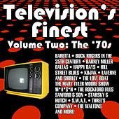Television's Finest: Volume Two - The 70's by Various Artists