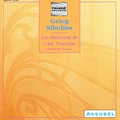 Grieg & Sibelius: Works for String Orchestra by Les Musiciens de l'Art Nouveau