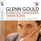 Glenn Gould plays Sonatas, Fantasies, Variations: Scriabin; Prokofiev; Grieg, Sibelius; Berg; Krenek; Schumann; Bizet; Morawetz by Glenn Gould
