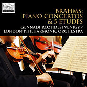 Brahms: Piano Quartet No.1 - Rachmaninov: Cinq Etudes Tableaux by London Philharmonic Orchestra
