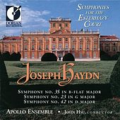 Haydn, F.J.: Symphonies - Nos. 23, 35, 42 by Apollo Ensemble