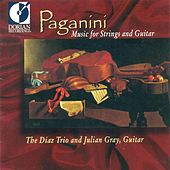 Paganini, N.: Music for String and Guitar by Various Artists