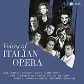Voices Of Italian Opera by Various Artists