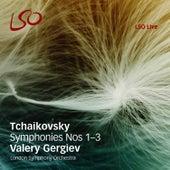 Tchaikovsky: Symphonies Nos 1-3 by Valery Gergiev