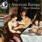 Telemann, G.P.: Chamber Music by American Baroque
