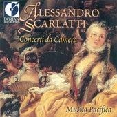 Scarlatti, A.: Concerti da Camera von Musica Pacifica