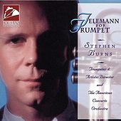 Telemann, G.P.: Trumpet Music (Telemann for Trumpet) by Stephen Burns