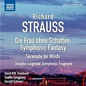 Strauss: Symphonic Fantasy on Die Frau ohne Schatten - Serenade, Op. 7 - Symphonic Fragment from Josephs Legende by Seattle Symphony Orchestra