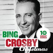 10 Great Christmas Songs by Bing Crosby