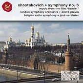 Symphony No. 5 and Suite From Hamlet by Dmitri Shostakovich