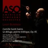 Saint-Saëns: Le déluge, poème biblique, Op. 45 by American Symphony Orchestra