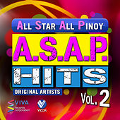 A.S.A.P. All Star All Pinoy Hits Vol. 2 by Various Artists