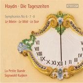 Haydn: Die Tageszeiten (The Day Trilogy) by La Petite Bande