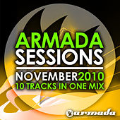 Armada Sessions - November 2010 (10 Tracks In One Mix) by Various Artists