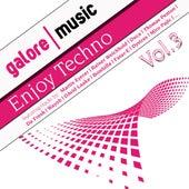 Enjoy Techno ! Vol. 3 by Various Artists