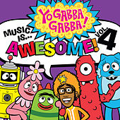 Yo Gabba Gabba! Music Is Awesome: Vol. 4 by Various Artists