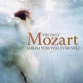 The Only Mozart Album You Will Ever Need by Wolfgang Amadeus Mozart