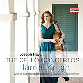 Haydn: The Cello Concertos by Harriet Krijgh