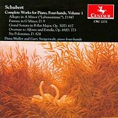 Works For Piano, Four-Hands, Vol. 1 by Franz Schubert