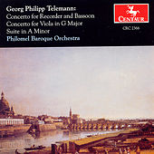 Two Conciertos, Suite In A Minor by Georg Philipp Telemann