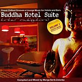 Buddha Hotel Suite - Finest Chillout Grooves & Lounge Music for Hotels and Bars (incl. 2 DJ Mixes by Marga Sol & DJ Zelonka) by Various Artists