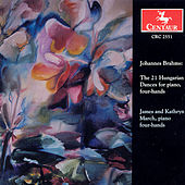 The 21 Hungarian Dances for Piano, four-hands by Johannes Brahms