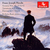Sonatas Nos. 47, 53 And 62/Variations In F Minor... by Franz Joseph Haydn