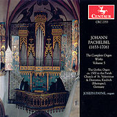The Complete Organ Works Vol. 5 by Johann Pachelbel