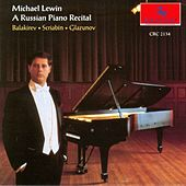 A Russian Piano Recital by Various Artists
