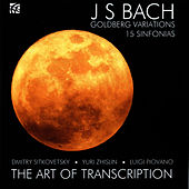 The Art of Transcription - Bach: Goldberg Variations et. 15 Sinfonias by Dmitry Sitkovetsky
