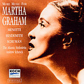More Music For Martha Graham by Various Artists