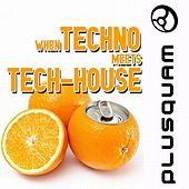 When Techno Meets Tech-House by Various Artists