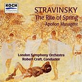 The Rite Of Spring/Apollon Musagete by Igor Stravinsky