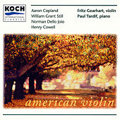 American Violin by Various Artists