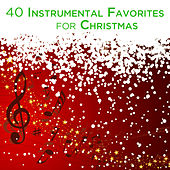 40 Instrumental Favorites for Christmas by Pianissimo Brothers