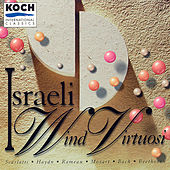 Israeli Wind Virtuosi by Various Artists