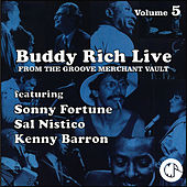 Buddy Rich Live by Buddy Rich