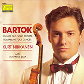 Bartok: Sonatas & Romanian Folk Dances by Kurt Nikkanen